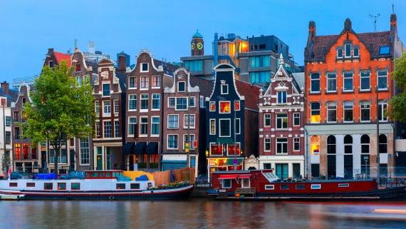 Άμστερνταμ, Ολλανδία