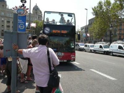 Bus Turístico de Barcelona