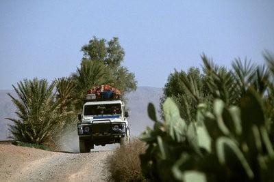 4x4 en Marruecos