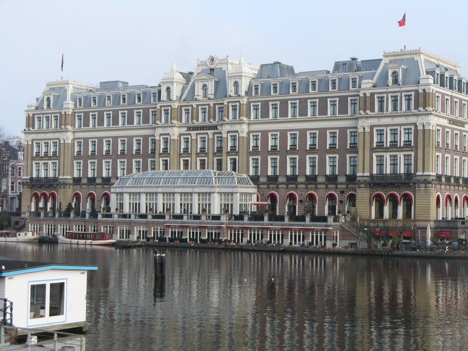 Hotel 5 estrellas en Ámsterdam
