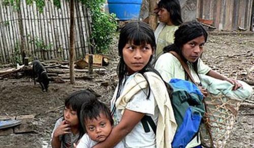 ACNUR y su labor humanitaria