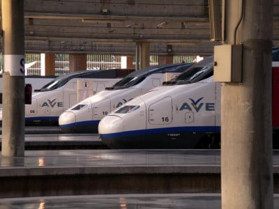 Trenes españoles