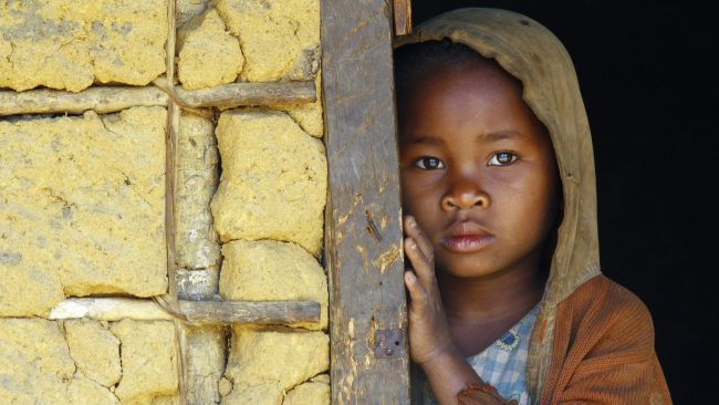Acceso a la educación en África para niñas