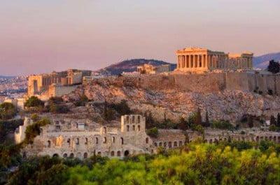 Acropolis de Atenas