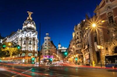 Actividades en Madrid
