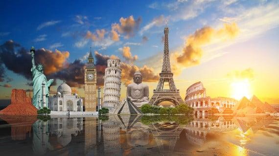 Aerolíneas alrededor del mundo