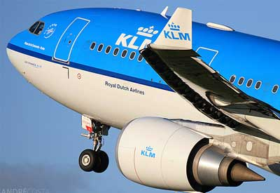 Aerolinea holandesa