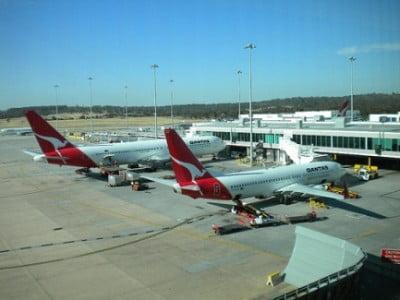 Aerolinea nacional Qantas