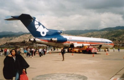 Aeropuerto Cuzco