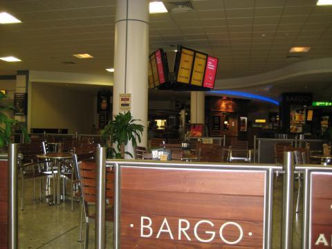 Aeropuerto Internacional Glasgow