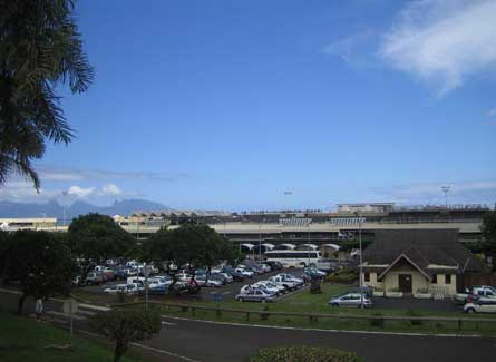 Aeropuerto Internacional Tahiti Faa'a