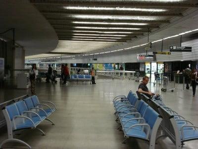 Aeropuerto Internacional Tancredo Neves