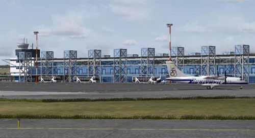 Aeropuerto Internacional de Tesalonica