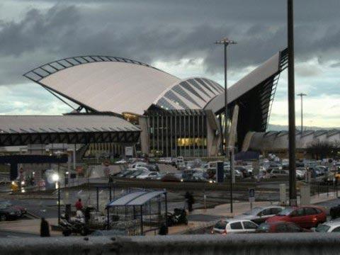 Aeropuerto Lyon Saint Exupéry