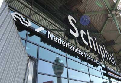 Aeropuerto Schiphol de Holanda