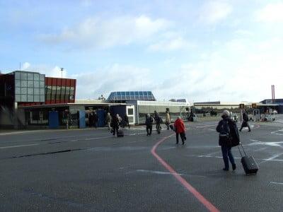 Aeropuerto de Aarhus