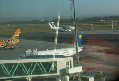 Aeropuerto de Ciudad del Cabo