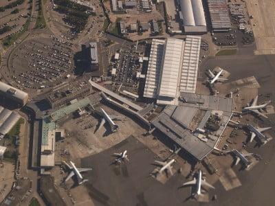 Aeropuerto de Ezeiza - Argentina