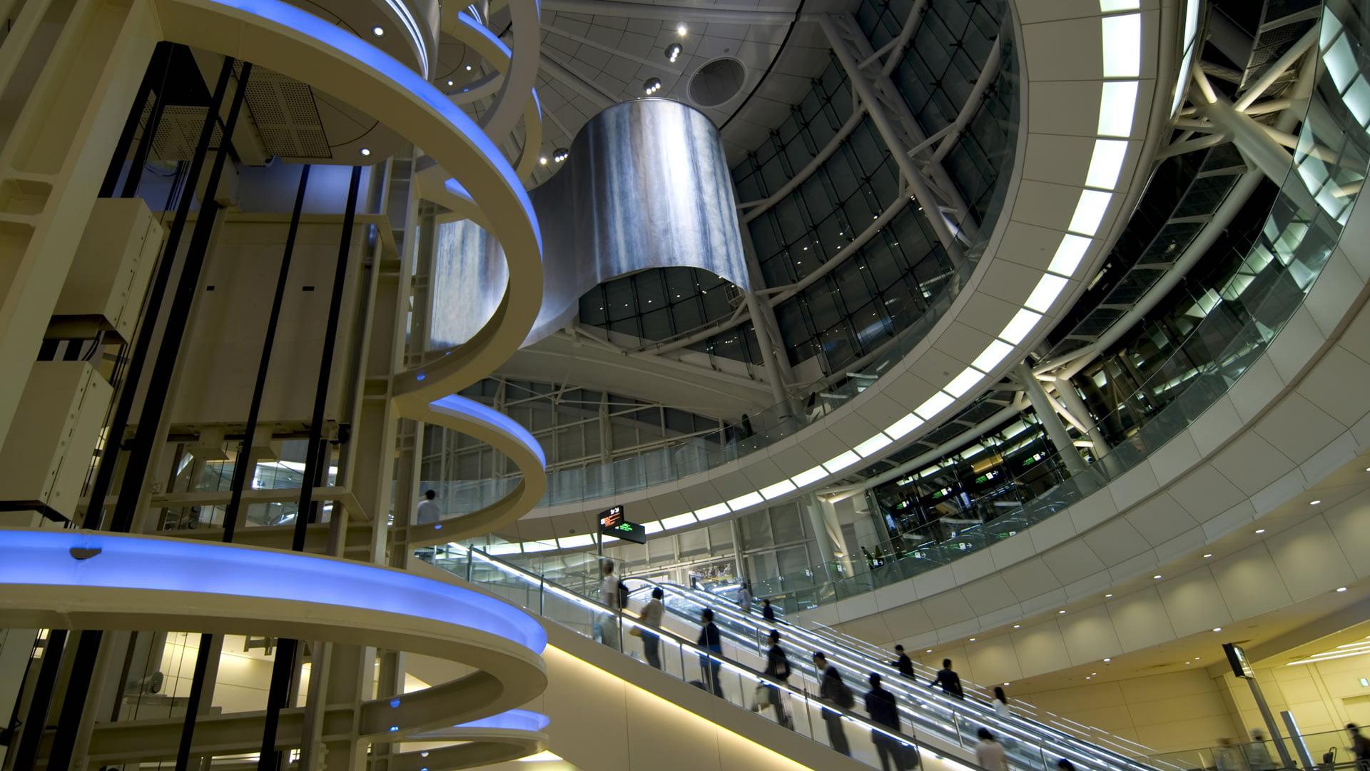 Aeropuerto Internacional de Haneda, Tokio