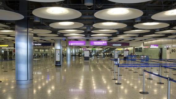 Londresko Heathrow aireportua