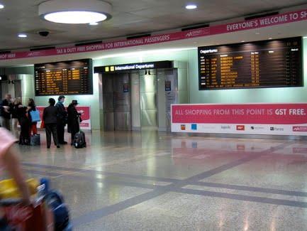 Aeropuerto de Melbourne