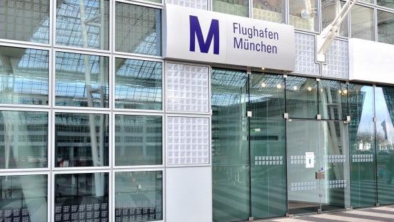 Municheko aireportua, Alemania