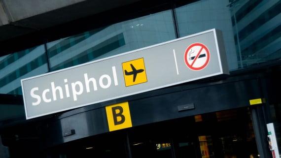 Aeroporto de Schiphol-Amsterdam