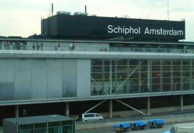Aeropuerto internacional de Amsterdam