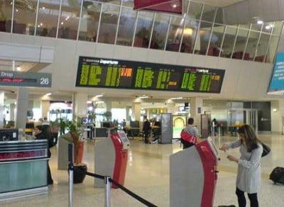 Aeropuerto internacional de Melbourne