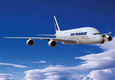 Air France llega a Polinesia Francesa
