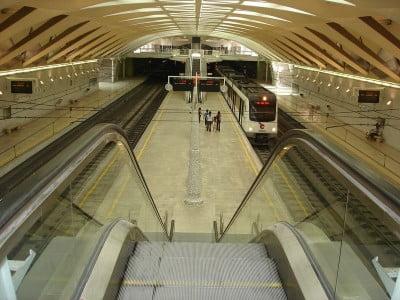 Estación del Metro de Valencia