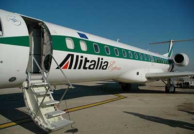 Alitalia en Holanda