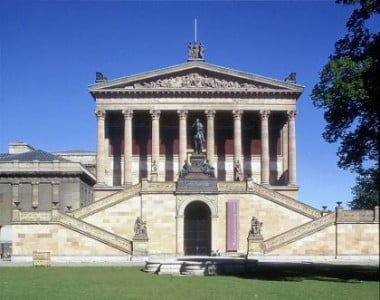 Alte Nationalgalerie- Berlín