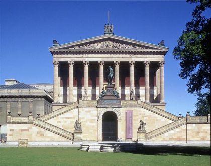 Alte Nationalgalerie- Berlín