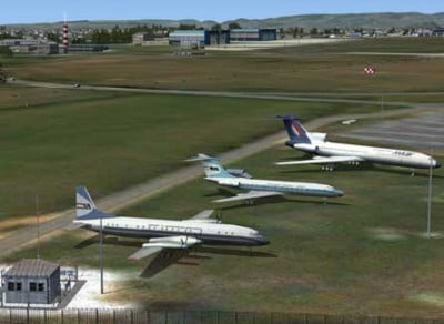 Amplio aeropuerto internacional de Budapest