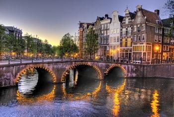 Amsterdam ciudad sostenible