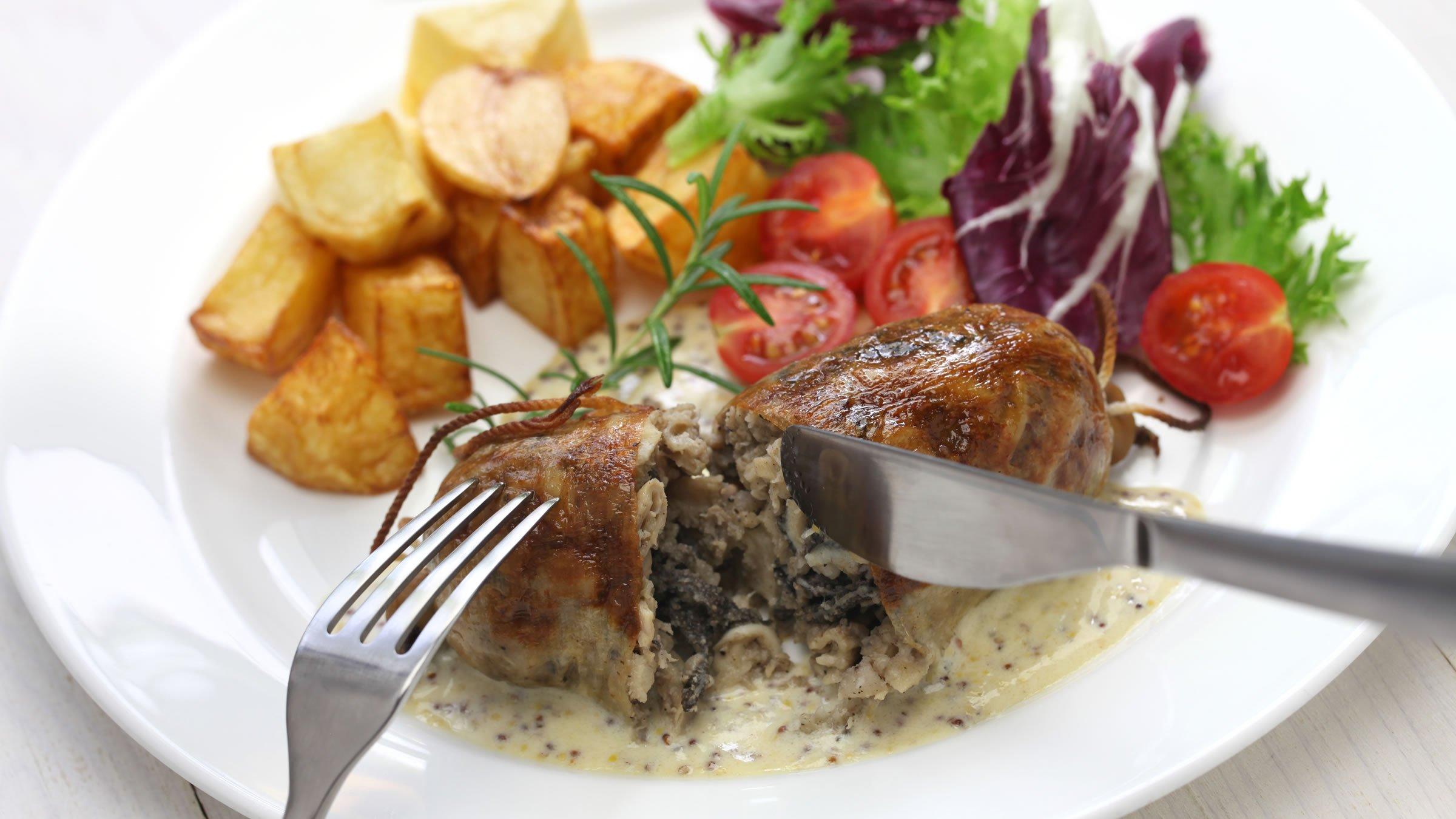 Andouillette for Menu tipico frances