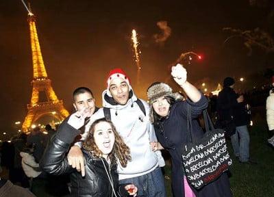 Ano Nuevo en Paris