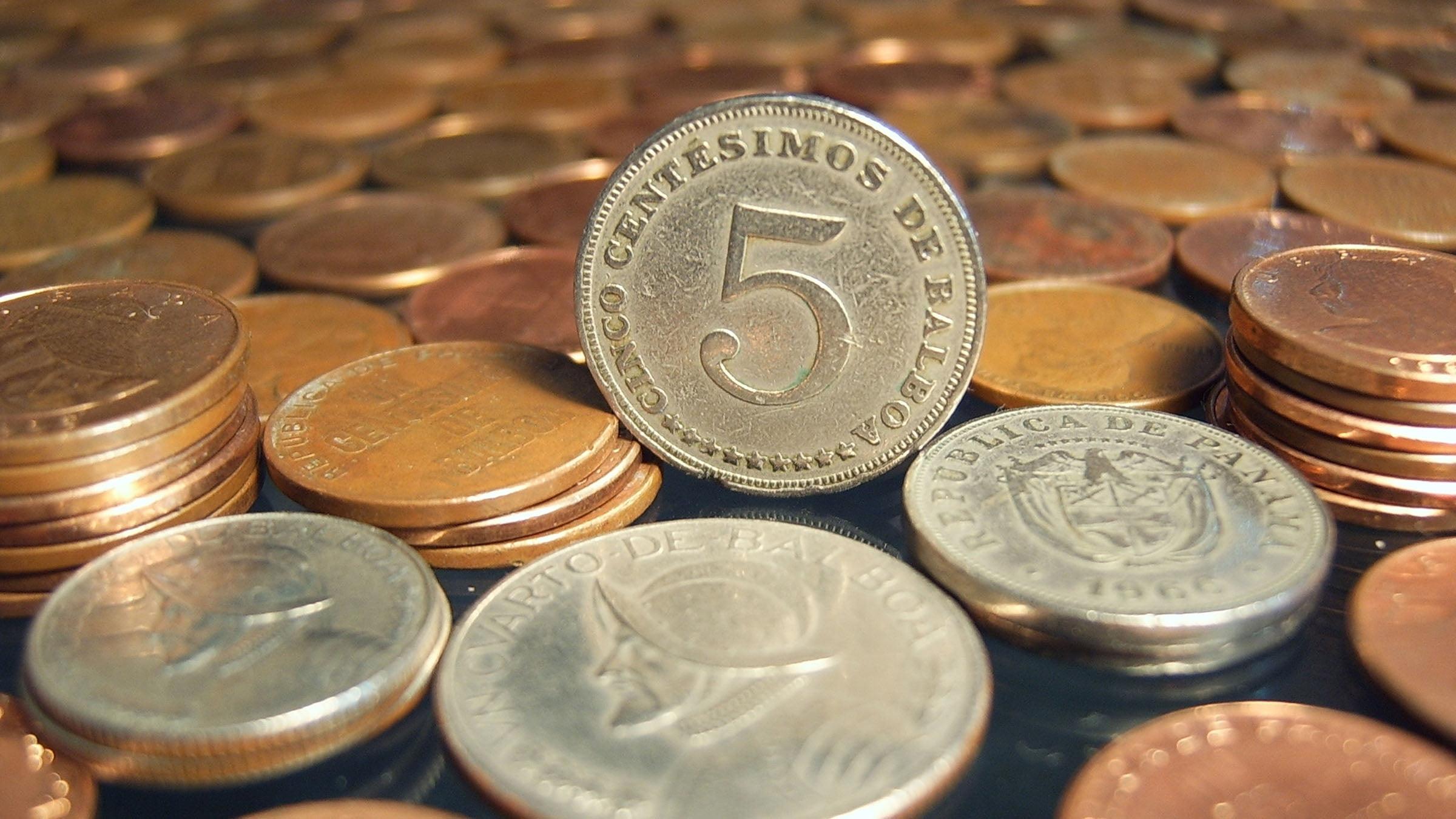 Antiguos Billetes de Panama