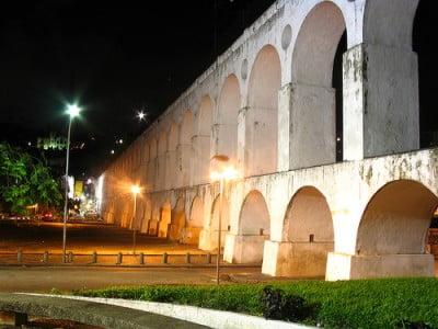 Arcos de Lapa en Brasil