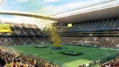 Arena Corinthians brasil 2014
