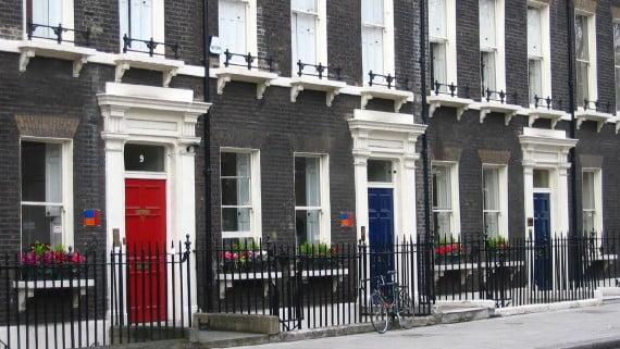 Arquitectura de la época georgiana en Londres