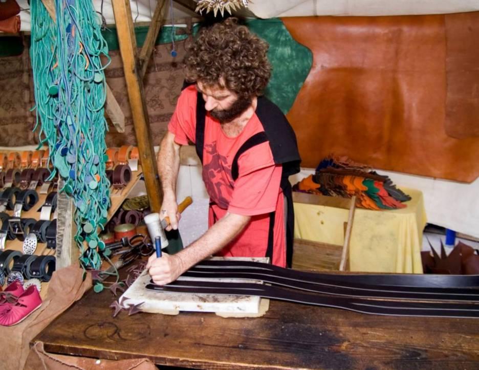 Artesanos tradicionales