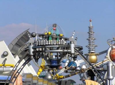 Atracciones Disneyland
