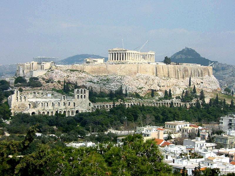 Atractivos turísticos de Atenas