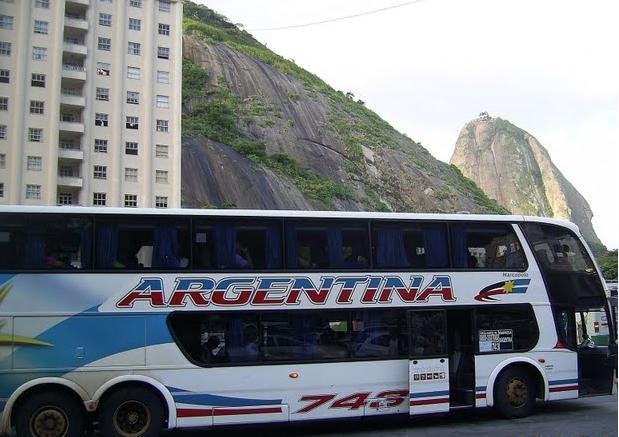 Autobus - Argentina