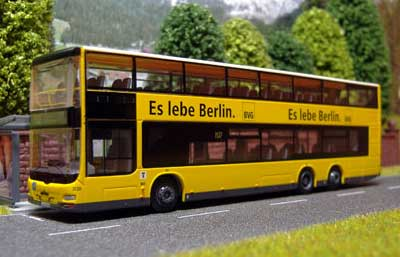 Autobus de Berlin