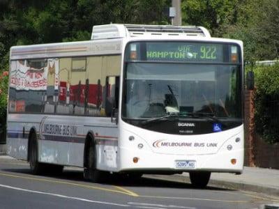 Autobus de Melbourne