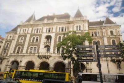 Autobus en Budapest
