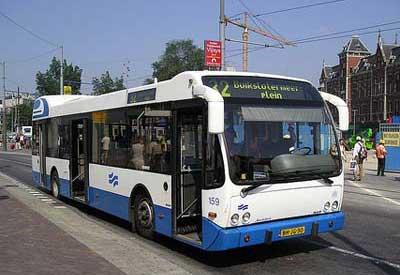 Autobus holandes